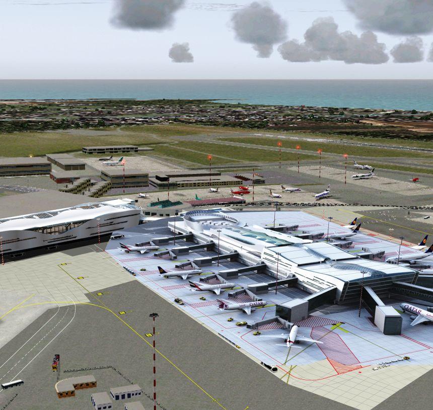 roma airport departures