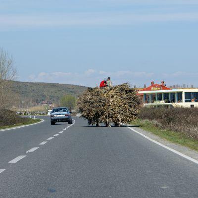On_Albanian_Roads
