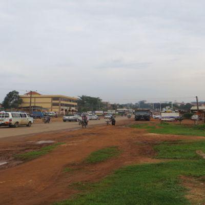 Uganda copertina