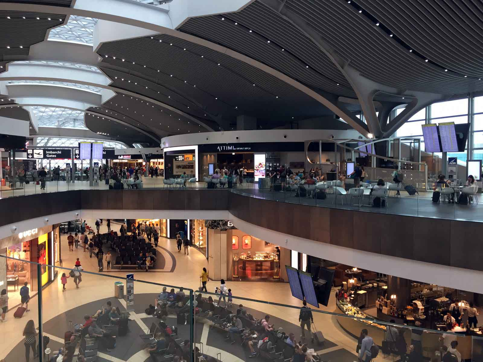 Aeroporto-Fiumicino-Terminal-3